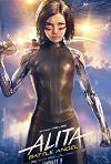 Alita: Battle Angel (2019) cover