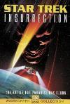 Star Trek: Insurrection (1998) cover