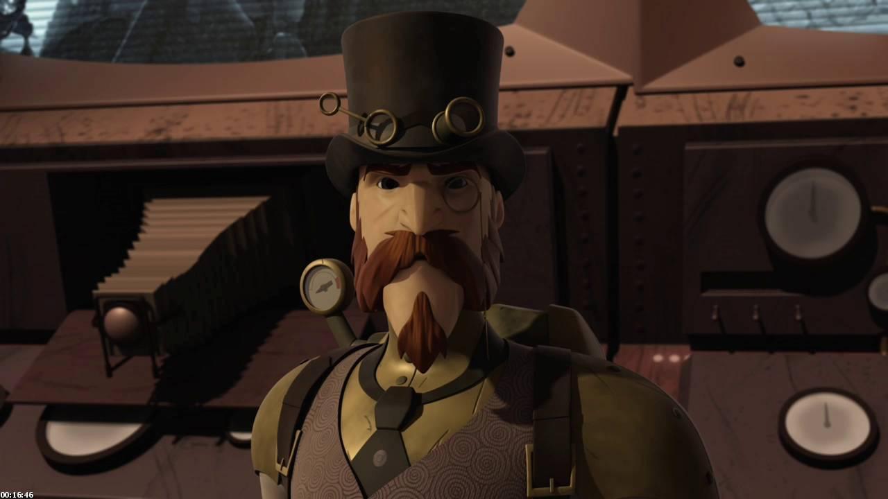 Argenteam Green Lantern The Animated Series 2011 S01e16 Steam Lantern