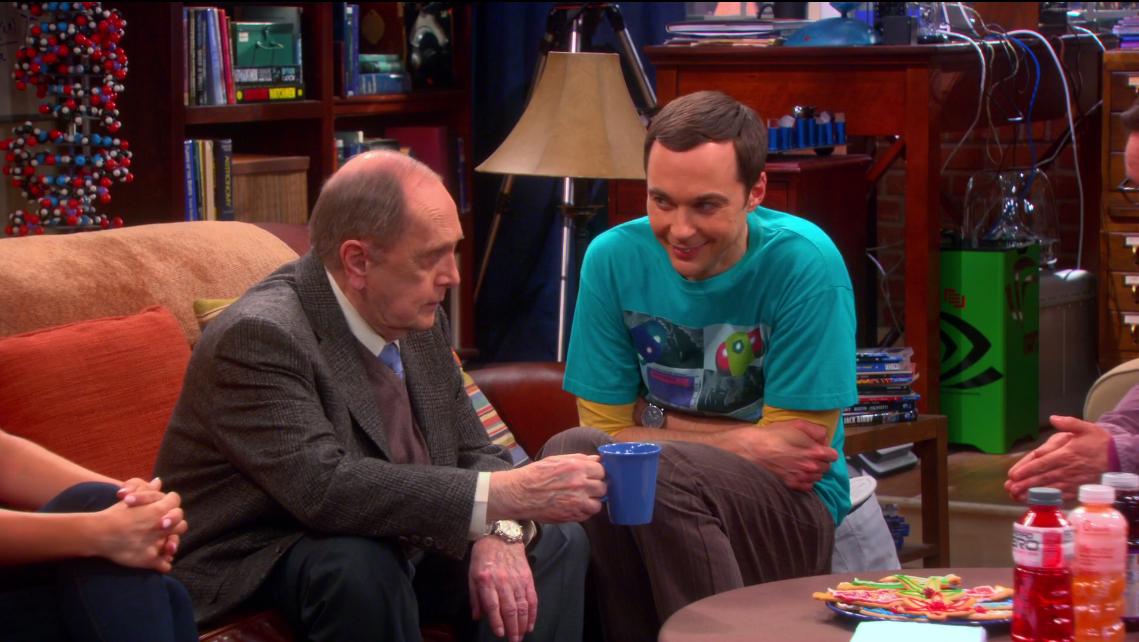 The big bang Theory S06e22 720p hdtv
