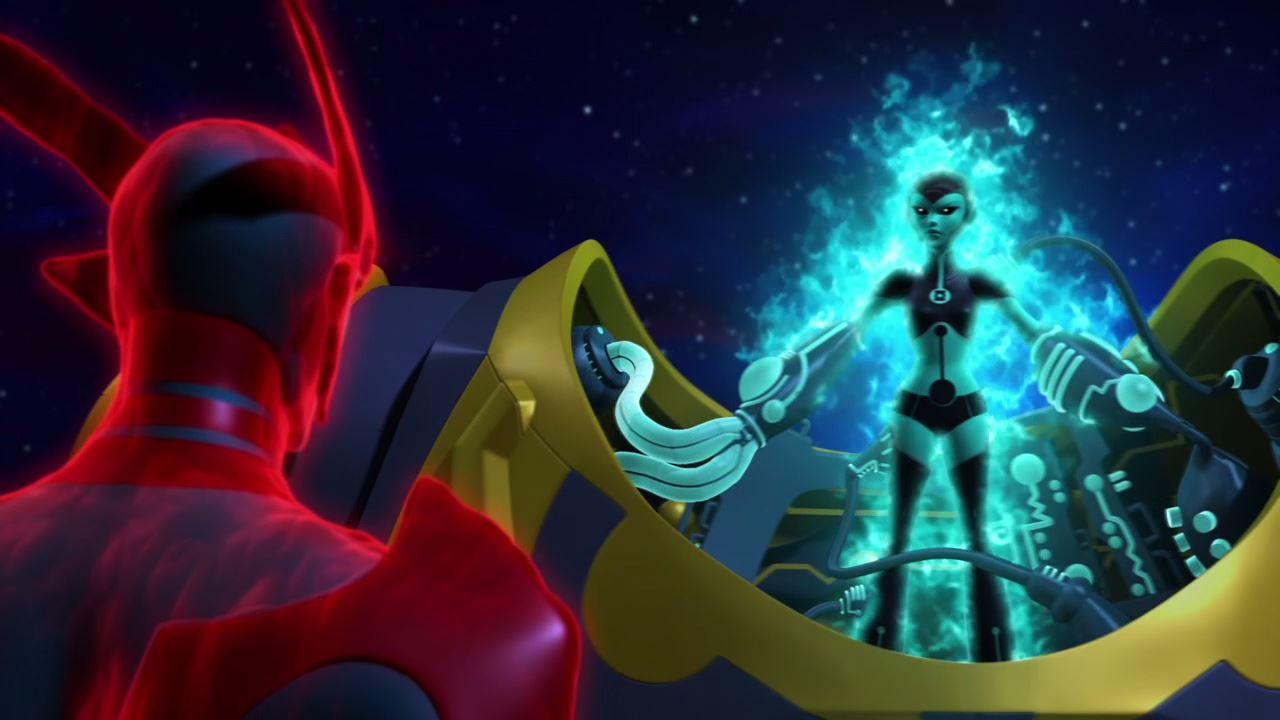 Green lantern Animated series S01e03
