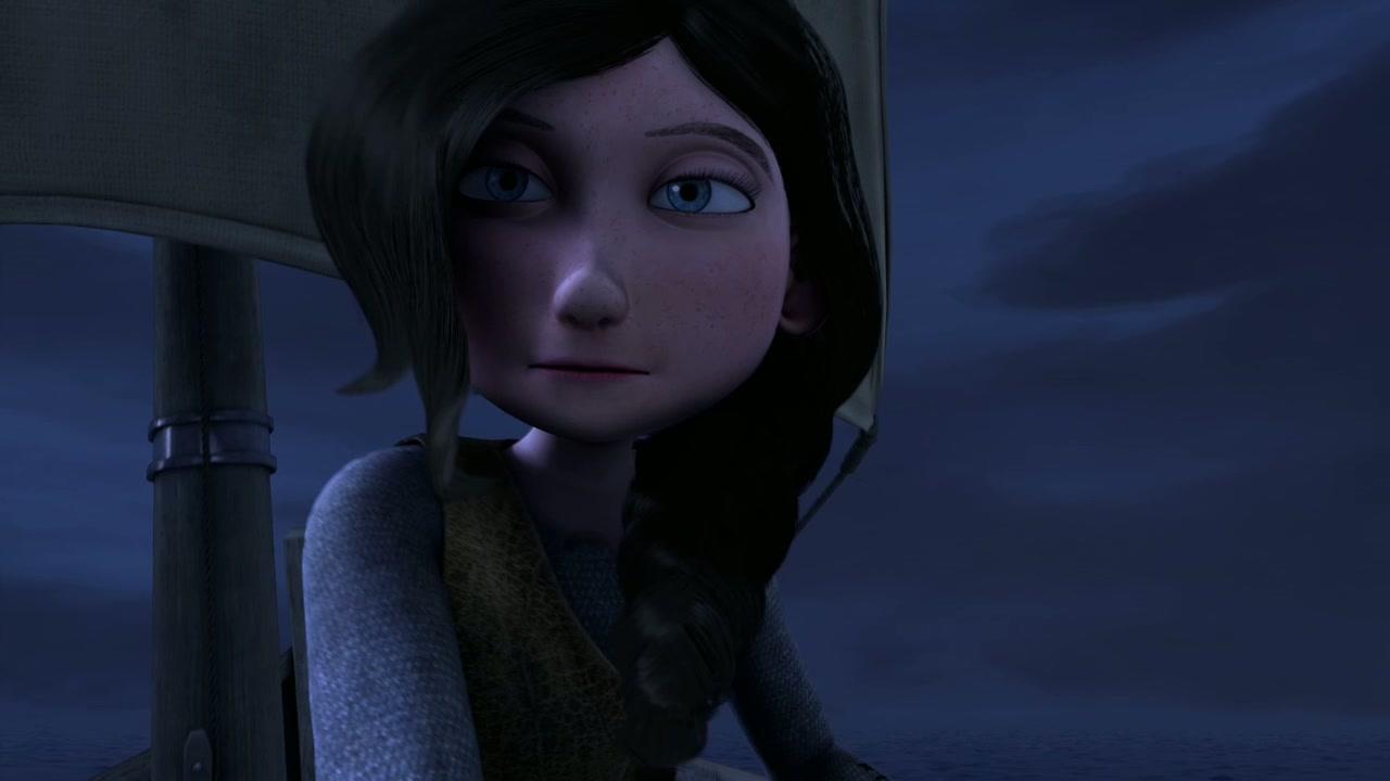 Astrid Dragons Riders Of Berk Heather As