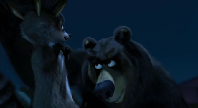 aRGENTeaM • Over the Hedge (2006)