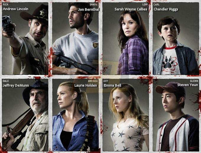 Sobrevivi S01 E02: ARGENTeaM • The Walking Dead (2010) [S01EXX]