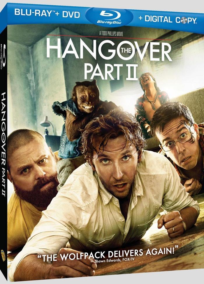 Hangover movie length