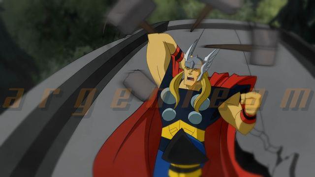 aRGENTeaM • Planet Hulk (2010) Golden Ratio