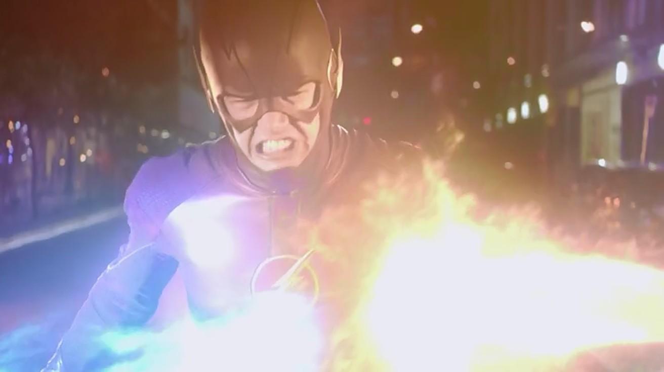 El flash 2014 s01e10