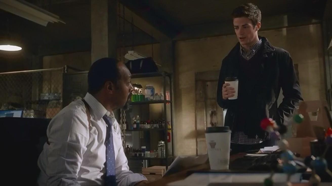 The Flash 2014 S01E11 - English