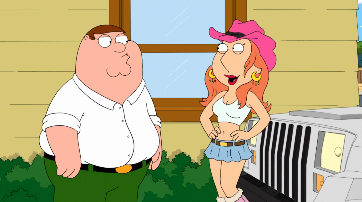 rule 34 family guy